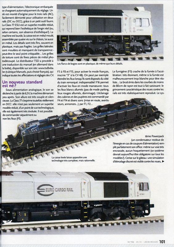 ESU Class77 LR786 Esu77011