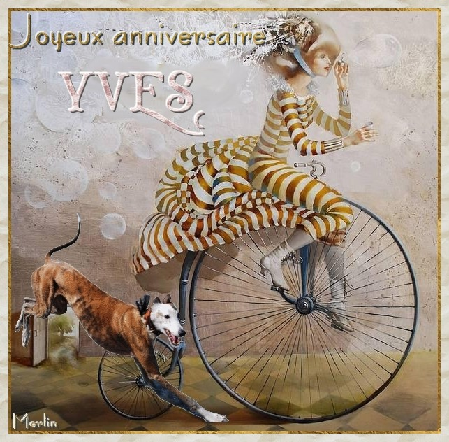 Joyeux Anniversaire Yves Salle Des Fetes Nimo
