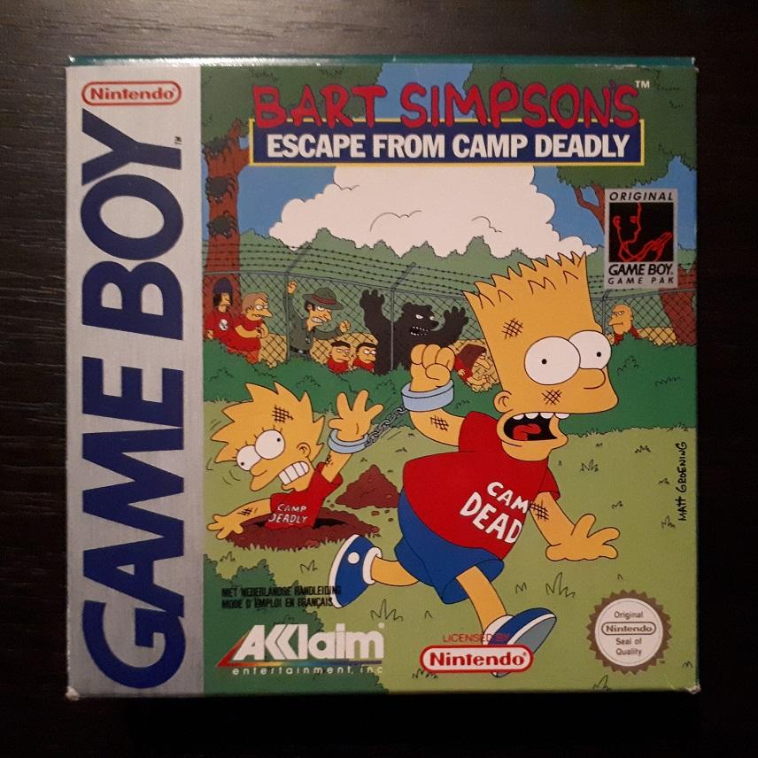 la gameboy collection FAH (Mise à jour photos des jeux en boite) 20190928
