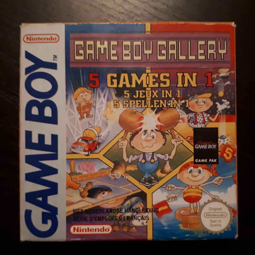 la gameboy collection FAH (Mise à jour photos des jeux en boite) 20190967