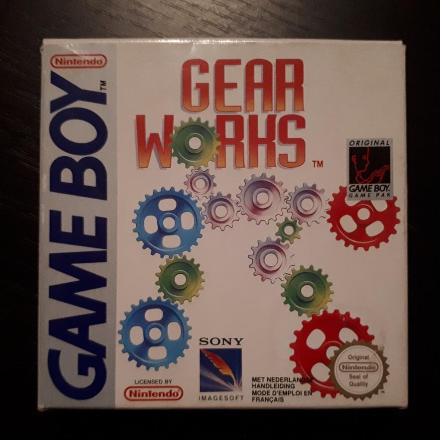 la gameboy collection FAH (Mise à jour photos des jeux en boite) 20190970