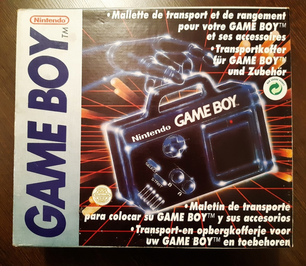 la gameboy collection FAH (Mise à jour photos novembre 2020) - Page 13 20201220