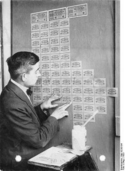 Hiperinflación Alemana de 1923 Empape10