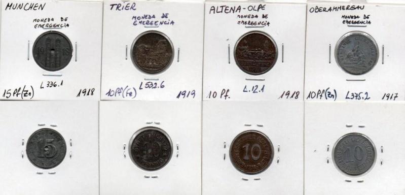 La moneda de emergencia en Alemania Moneda11