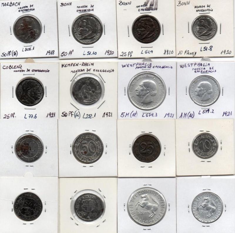 La moneda de emergencia en Alemania Moneda12