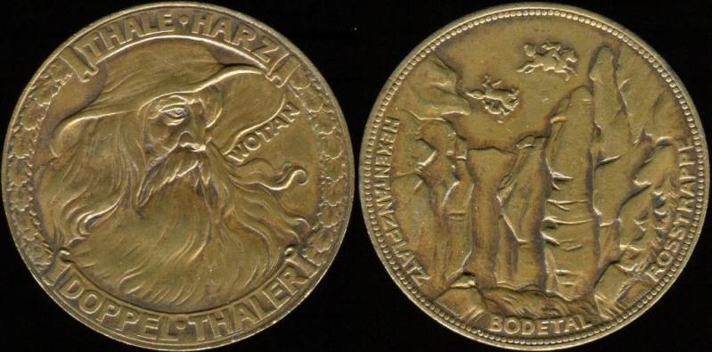 La moneda de emergencia en Alemania Moneda14