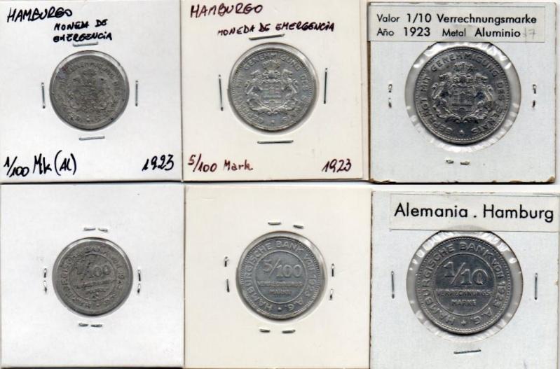 La moneda de emergencia en Alemania Moneda15