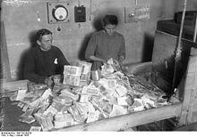 Hiperinflación Alemana de 1923 Recole10