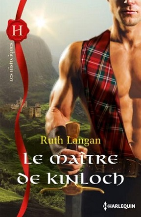 La captive des Hautes-Terres  (Le maître de Kinloch) de Ruth Langan 97822857
