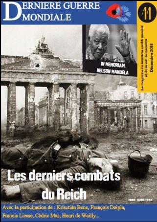 Dernière Guerre Mondiale no. 11 est en ligne Couv13