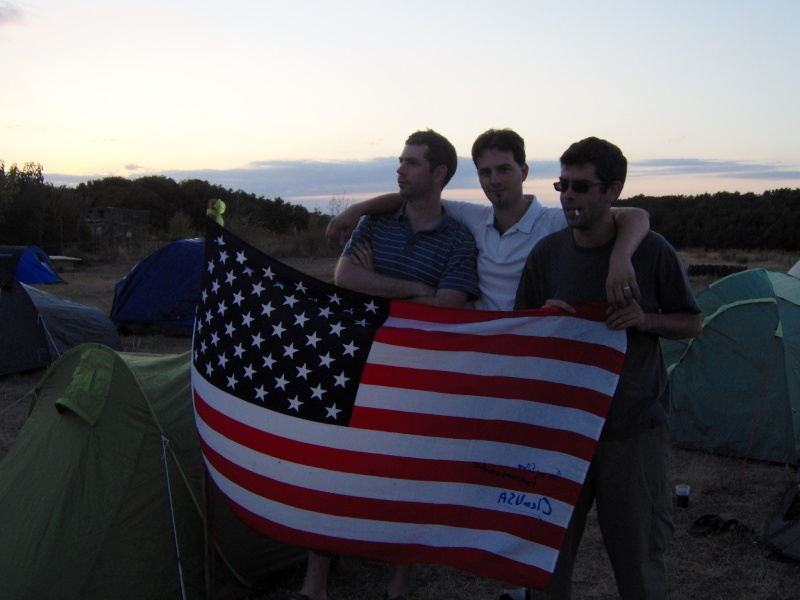 American All Stars - Revival Rugbowl 2009. Hpim1410