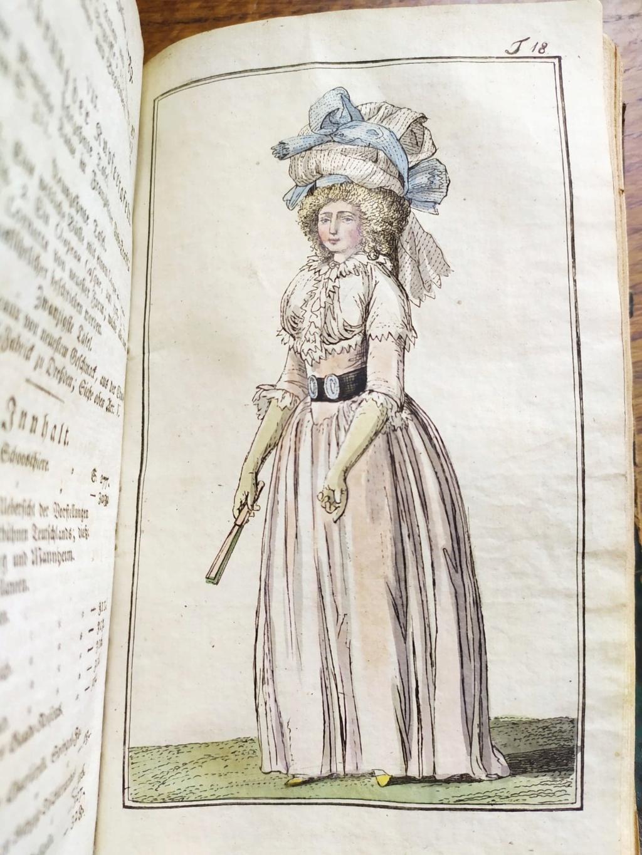 La mode et les vêtements au XVIIIe siècle  - Page 9 10369510