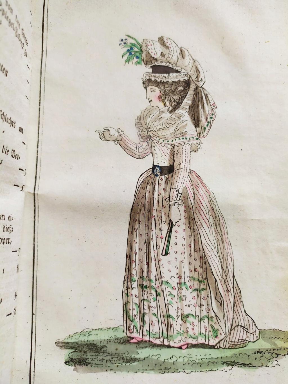 La mode et les vêtements au XVIIIe siècle  - Page 9 10395210
