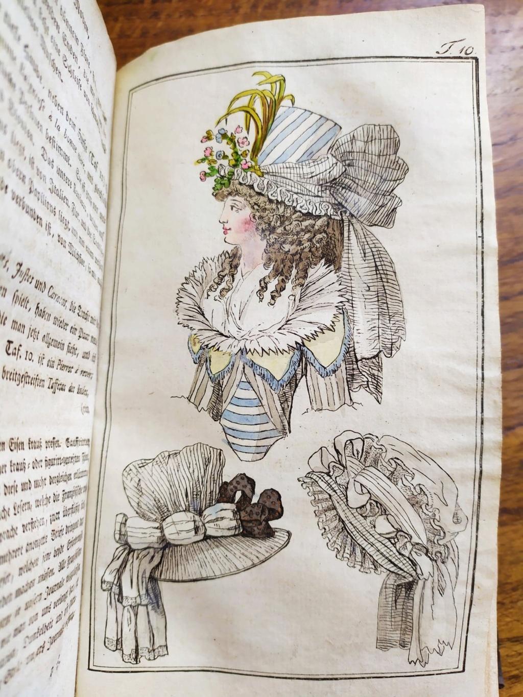 La mode et les vêtements au XVIIIe siècle  - Page 9 10396410