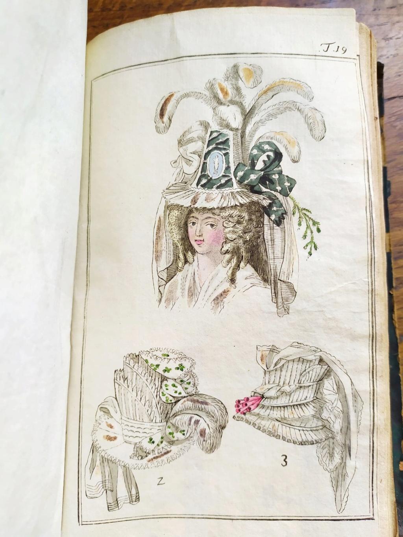 La mode et les vêtements au XVIIIe siècle  - Page 9 10398010