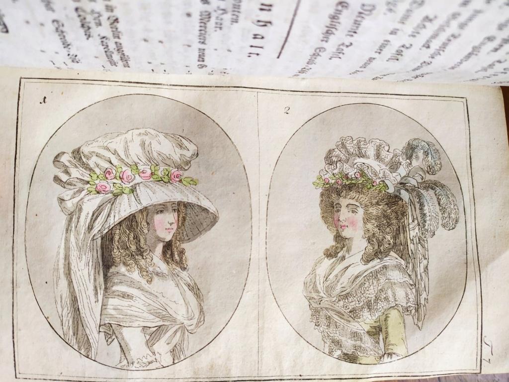 La mode et les vêtements au XVIIIe siècle  - Page 9 10410810