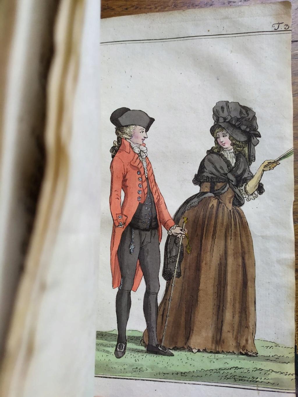 La mode et les vêtements au XVIIIe siècle  - Page 9 10413610