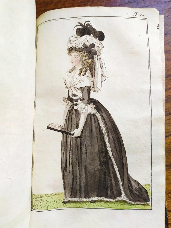 La mode et les vêtements au XVIIIe siècle  - Page 9 10415310