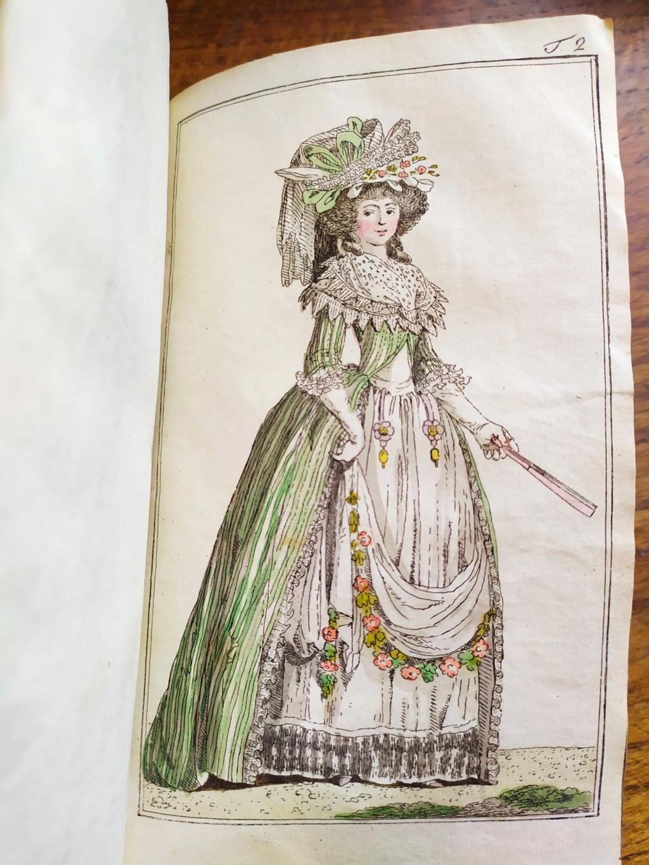 La mode et les vêtements au XVIIIe siècle  - Page 9 10428210