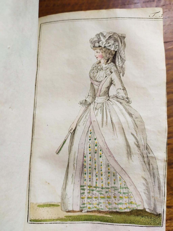La mode et les vêtements au XVIIIe siècle  - Page 9 10446010