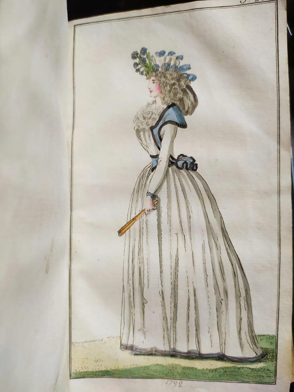 La mode et les vêtements au XVIIIe siècle  - Page 10 12064010