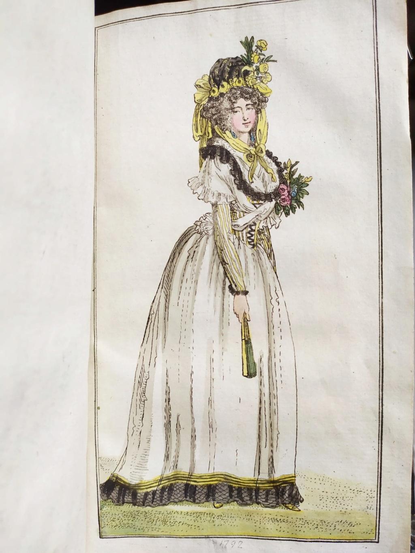 La mode et les vêtements au XVIIIe siècle  - Page 10 12071410