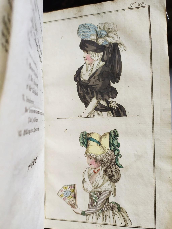 La mode et les vêtements au XVIIIe siècle  - Page 10 12075510
