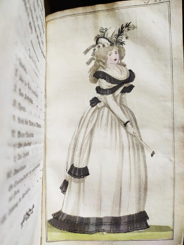 La mode et les vêtements au XVIIIe siècle  - Page 10 12075610
