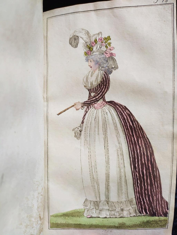 La mode et les vêtements au XVIIIe siècle  - Page 10 12079510