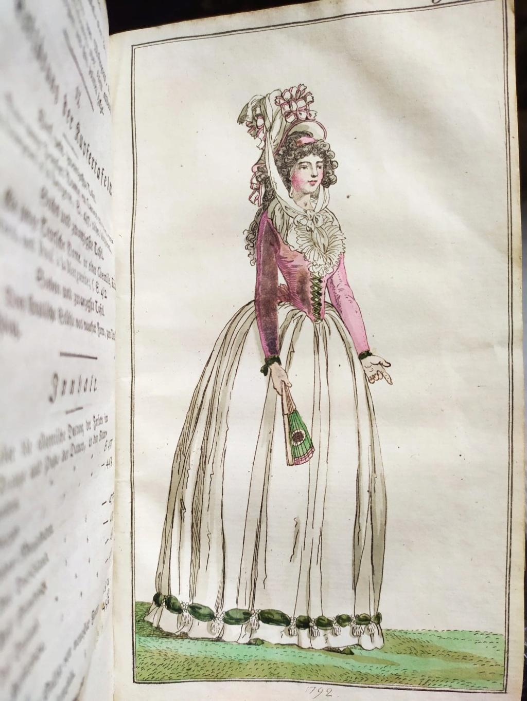 La mode et les vêtements au XVIIIe siècle  - Page 10 12080910