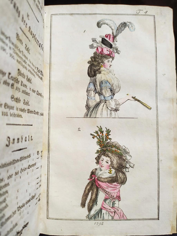 La mode et les vêtements au XVIIIe siècle  - Page 10 12081010