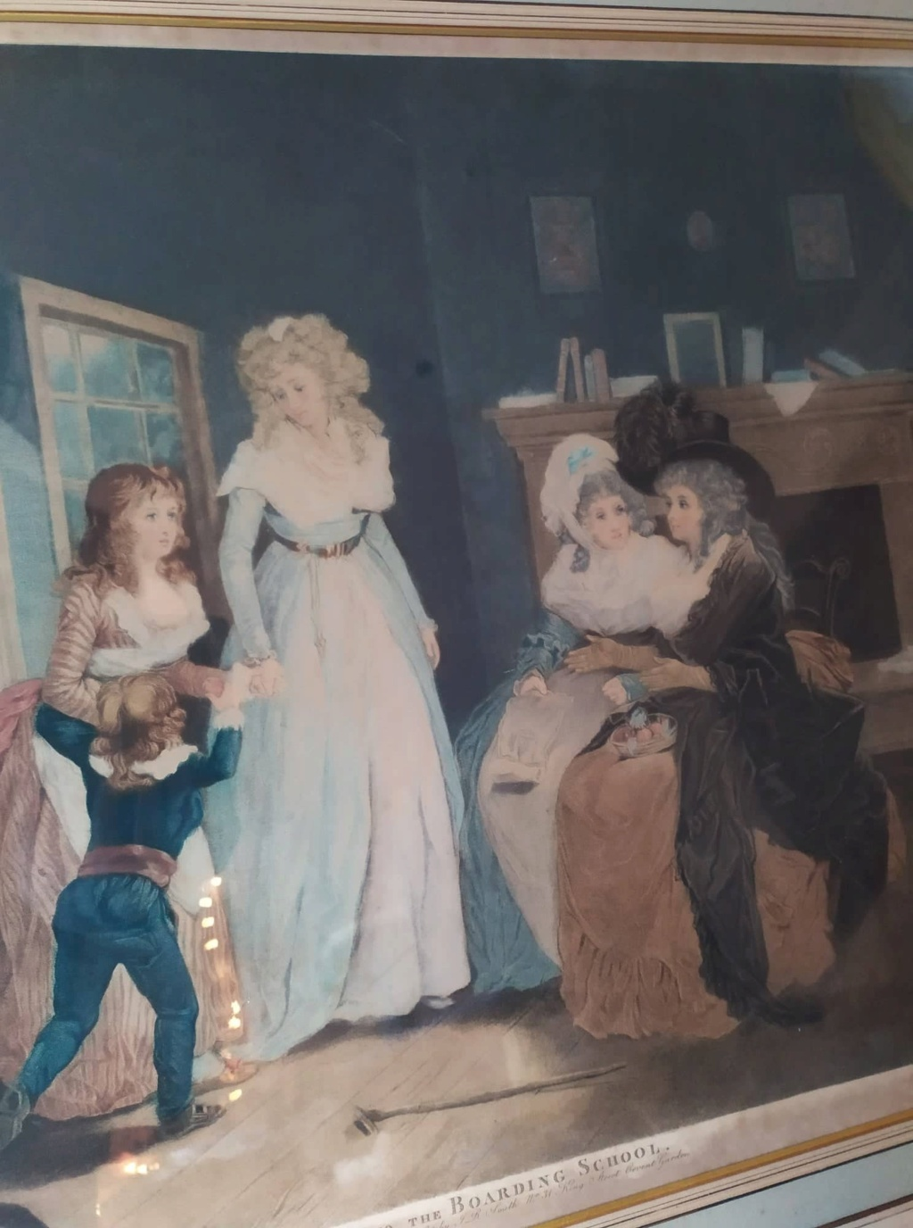 William Ward (1766 - 1826) - graveur anglais 13051710