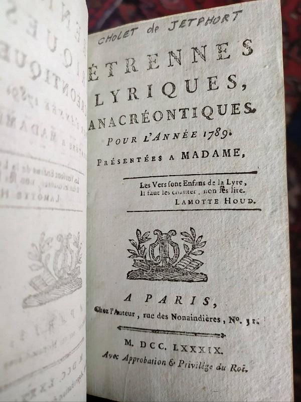 Marie-Joséphine de Savoie, comtesse de Provence - Page 11 15610810