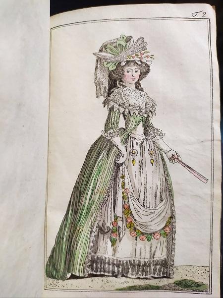 La mode et les vêtements au XVIIIe siècle  - Page 12 16166910