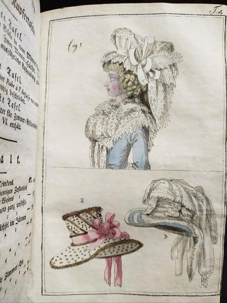 La mode et les vêtements au XVIIIe siècle  - Page 12 16193710