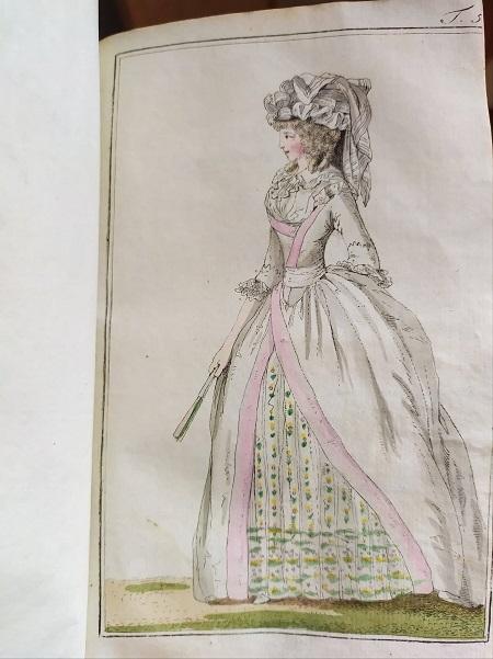 La mode et les vêtements au XVIIIe siècle  - Page 12 16406610