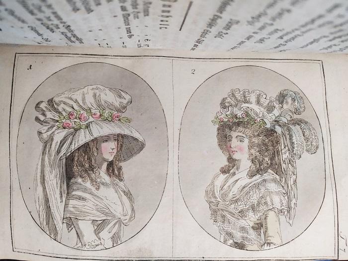 La mode et les vêtements au XVIIIe siècle  - Page 12 16787412