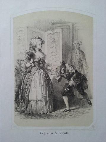 La maladie de la princesse de Lamballe 42257110