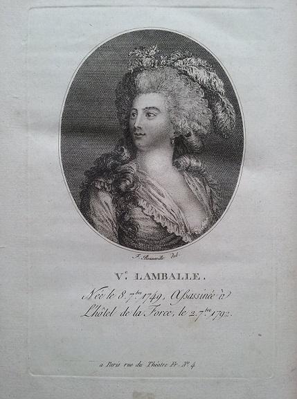 La maladie de la princesse de Lamballe 42303210