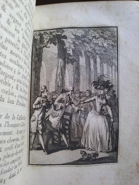 La littérature libertine au XVIIIe siècle 54255310