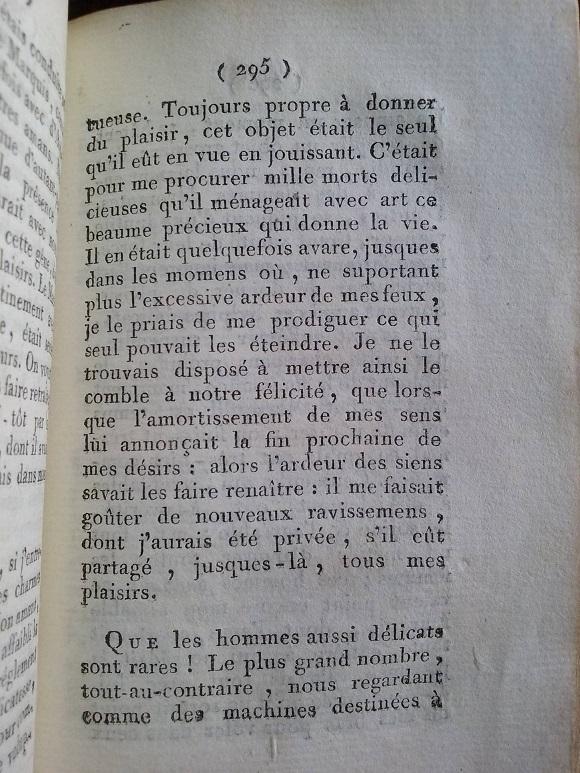 La littérature libertine au XVIIIe siècle 54514810