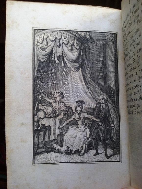 La littérature libertine au XVIIIe siècle 54518110