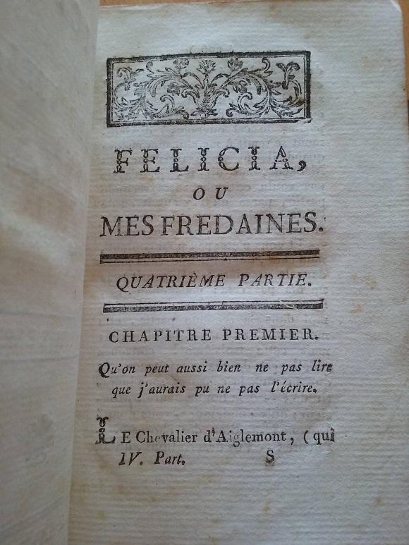 La littérature libertine au XVIIIe siècle 55554310