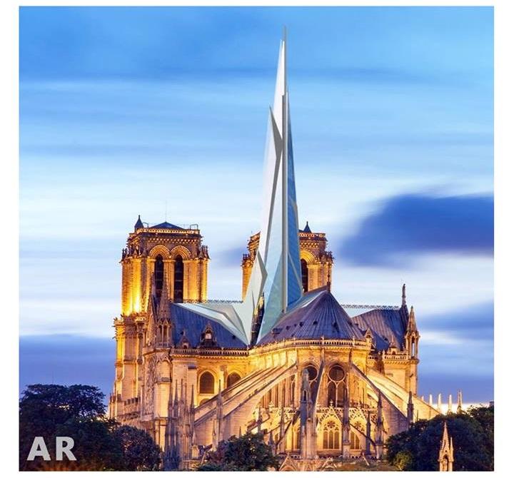 La restauration de la cathédrale Notre-Dame de Paris 57133810