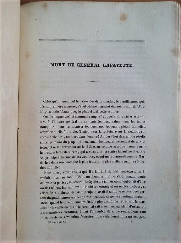 Gilbert du Motier, marquis de Lafayette - Page 5 57164010