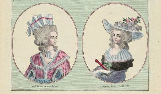 Mademoiselle Marie-Jeanne Bertin, dite Rose Bertin - Page 6 67c8f510