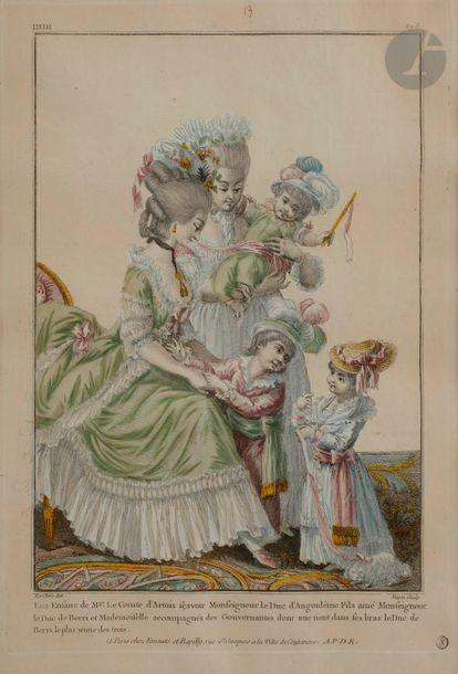 Marie-Thérèse de Savoie, comtesse d'Artois - Page 4 7510