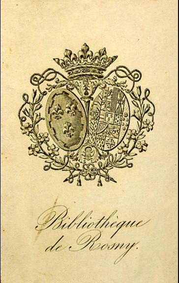 Les livres de la bibliothèque de Marie-Antoinette au Petit Trianon - Page 2 8d472310