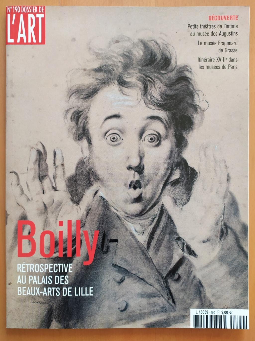 Louis-Léopold Boilly : peintre de la société parisienne de Louis XVI à Louis-Philippe - Page 2 92473410