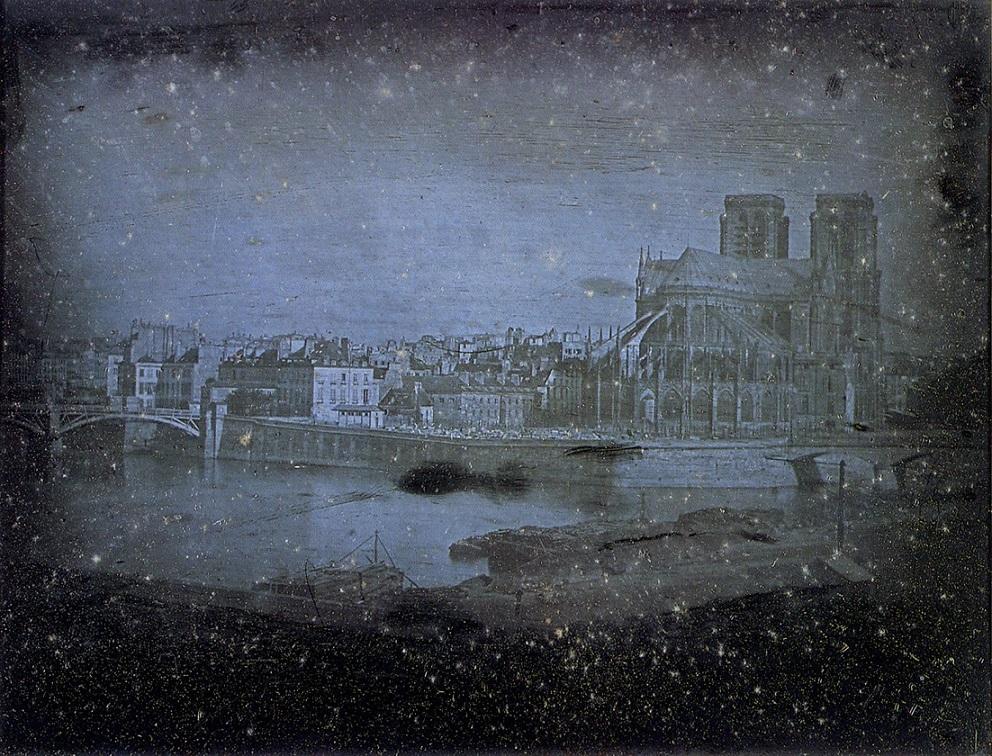 La restauration de la cathédrale Notre-Dame de Paris Db1f0b10